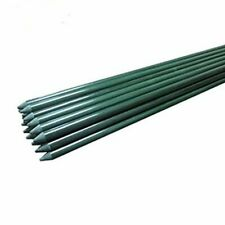"Garden Stakes 1/4"" Dia 4 Ft Plant Supporting Tomato Cucumber Strawberry 50pcs"