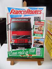 France Routes n° 146 // Man 19-322 FLT - Berliet T 100 - Paris Dakar...