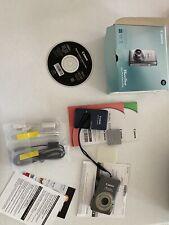 Canon PowerShot ELPH 100 HS / IXUS 115 HS 12.1MP Digital Camera - Gray