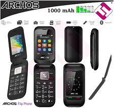 TELEFONO MOVIL LIBRE ARCHOS PERSONAS MAYORES DUAL SIM TAPA MARCACION RAPIDA NO
