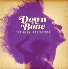 Down to the Bone : The Main Ingredients CD (2011) ***NEW*** Fast and FREE P & P