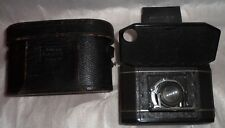 Vintage NATIONAL GRAFLEX SERIES II Camera with original case. Mint!