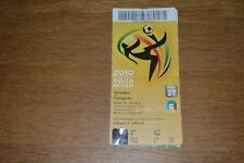 Ticket Slovakia - Paraguay 20-06-2010 World Cup match 27