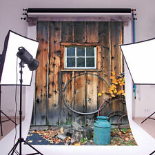 Fresh Windows Photography Backdrops Studio Photo Background Vinyl Autumn 5x7ft#D