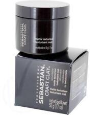 SEBASTIAN CRAFT CLAY 50 ml matte remoldable hair product mens wax texturiser