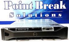 DELL POWERVAULT MD3600F 12x 2TB 24TB SAS 2x 8Gb Fiber CTR  2x 600W 3YR Wrnty