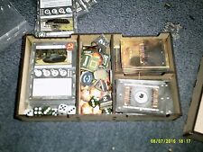 GaleForce 9 Tanks Skirmish Box Holds Game Cards Dice & Tokens Game Laser cut MDF