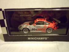 Minichamps 1/43 Porsche 911 GT3 RSR #80 24hLe Mans 2006