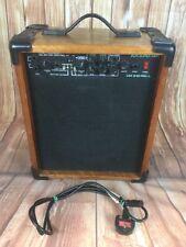 Vintage VESTER Maniac VM 210 RSSL Amplificateur Guitare 2 Channel Super Amp working