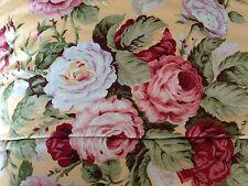 Ralph Lauren~KATHLEEN~Floral~ROSES~Full / Queen Comforter