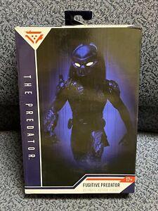 "NECA Fugitive PREDATOR Ultimate 7"" Action Figure AVP NEW in BOX"