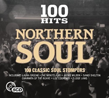 Various Artists-100 Hits - Northern Soul  CD NEW