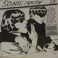 SONIC YOUTH 'GOO' BRAND NEW SEALED RE-ISSUE LP