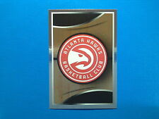 2015-16 Panini NBA Sticker Collection n.139 Atlanta Hawks Logo Foil