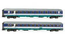 RIVAROSSI Spur H0 HR4245 Personenwagen-Set UIC-X 75 XMPR, FS, Ep.V, OVP, NEU