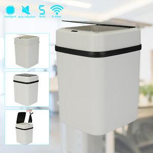 Automatik Sensor Mülleimer, Abfalleimer| automatisches öffnen/schließen |10L
