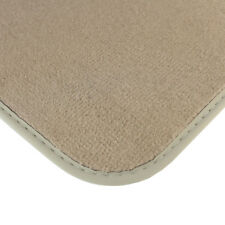 Classic Non Tailored Universal Beige Premium Floor Mats Genuine Interior Set