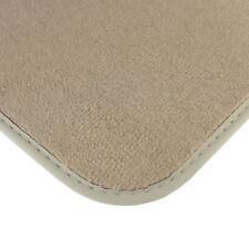 Classic Non Tailored Universal Beige Premium Floor Mats Genuine Interior Set