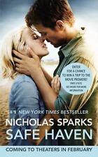 Safe Haven, Sparks, Nicholas, 1455523550, Book, Acceptable