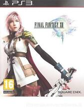 SONY PS3  FINAL FANTASY XIII videogioco playstation