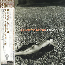 Quiereme Mucho (Limited Gold CD) [Remaster] by Steve Kuhn (Piano) (CD, Jul-2002,