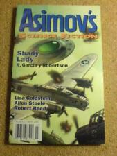 ASIMOV'S (SCI-FI) - R GARCIA y ROBERTSON - March 2001