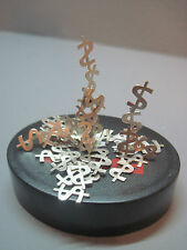 EXECUTIVE DESK PLAY TOY MAGNETIC DOLLAR SIGNS