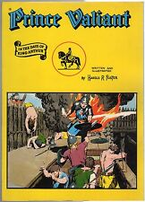volume PRINCE VALIANT IN THE DAYS OF KING ARTHUR editoriale ANAF 1962-1963