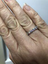 AB Diamonte / Diamante 1 Row Stretchy Ring / Toe Ring - NEW