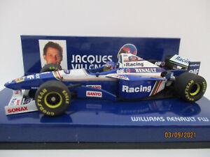 WILLIAMS FW18 RENAULT, #6, Jacques Villeneuve, 1996!!!