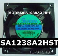 SEADA SA1238A2HST Aluminum frame axial fan 220/240V 0.09A 120*120*38 Insert type