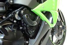 Kawasaki ZX6 R 2009 2010 2011 2012 R&G Racing Right Engine Case Slider ECS0048BK