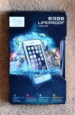 LIFEPROOF FRĒ White iPhone 6 6S Cell Fre Phone Case SUPM44316