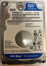 Western Digital 500GB WD5000LPCX 5400RPM SATA 2.5