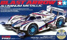 TAMIYA 95039 1/32 MINI 4WD J-CUP BLAST ARROW ALUMINUM METALLIC *LIMITED EDITION*