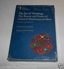 Great Courses The Joy of Thinking: The Beauty and Power of Classical Math Ideas