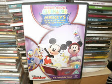 Mickey Mouse Clubhouse - Storybook Surprises (DVD, 2008) DISNEY JUNIOR