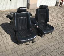 Mercedes Benz W124 T Kombi Lederausstattung Sitze Innenausstattung schwarz W 124