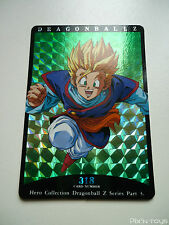 Carte Dragon Ball Z Card DBZ / Hero Collection Part 3 - Prism N°318 / NEW