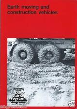 Truck Brochure - Magirus Deutz - Earth Moving Construction Design (TB891)