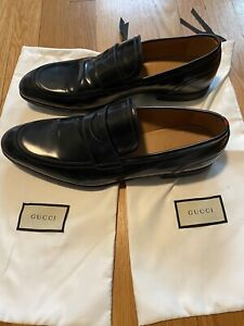Gucci Penny Loafer Black Size 45