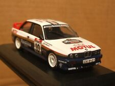 1:43 Scale  BMW M3    1987 WRC Corsica rally