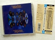 ANGEL On Earth As Is Heaven CD JAPAN re-issue 1992 HARD ROCK OBI strip   RP 2241