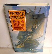 BOOK Aubrey-Maturin Vol 18 The Yellow Admiral Hard back with dj O'Brian