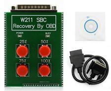 OBD SBC reset tool for Benz W211 R230 ABS SBC Reset Tool (Repair Code C249F)