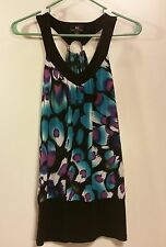 woman's blouse size medium by IZ byer California *Fast Shipping*