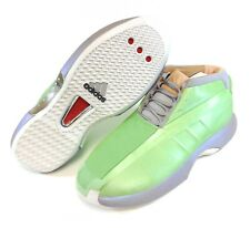 Adidas The Kobe Light Green Silver 1999 Unreleased Promo Sample Sneakers Shoes