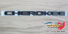 2018 Jeep Grand Cherokee Trackhawk Nameplate Emblem Decal Sticker Mopar New OEM