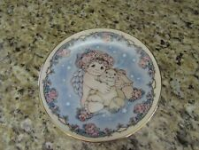"""Dreamsicles """"A Hug From The Heart"""" Limited Edition Plate #0310A"""