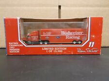 1993 Racing Champions Premier Edition 1:87 NASCAR #11 Bill Elliott Transporter